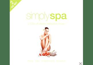 VARIOUS - Simply Spa (2CD)  - (CD)