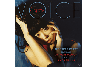 HIROMI/JACKON,ANTHONY/PHILLIPS,SIMON - Voice  - (CD)