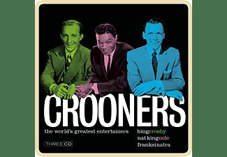 Frank Sinatra, Bing Crosby, Nat King Cole - Crooners: Crosby,Cole & Sinatra (Lim Metalbox Ed)  - (CD)
