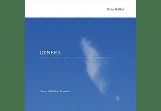 Bana Haffar - GENERA: LIVE AT..(DIGI)  - (CD)