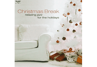 VARIOUS - CHRISTMAS BREAK (RELAXING JAZZ FOR THE HOLIDAYS)  - (CD)