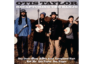 Otis Taylor - Recapturing The Banjo  - (CD)