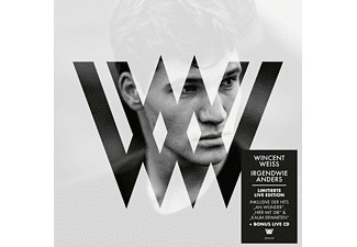 Wincent Weiss - Irgendwie anders (Limitierte Deluxe Edition)  - (CD)