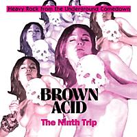 VARIOUS - BROWN ACID: THE NINTH TRIP [CD]