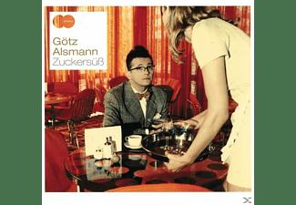Götz Alsmann - Zuckersüss  - (CD)