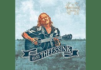 Theessink Hans - 70 BIRTHDAY BASH (180G VINYL)  - (Vinyl)
