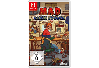 SW MAD GAMES TYCOON - [Nintendo Switch]