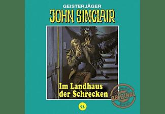 Sinclair John - Tonstudio Braun,Folge 93: Im Landhaus der Schreck  - (CD)