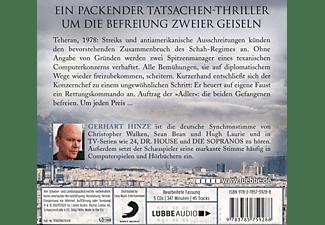 Follett Ken - Auf den Schwingen des Adlers-Tatsachen-Thriller  - (CD)