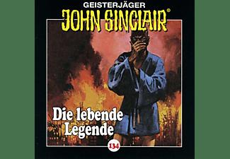 Sinclair John - 134/Die lebende Legende  - (CD)