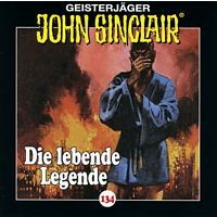 Sinclair John - 134/Die lebende Legende - (CD)