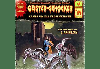 Geister-schocker - Kampf Um Die Felsenkirche-Vol.84  - (CD)