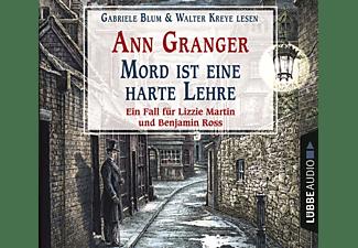 Ann Granger - Mord ist eine harte Lehre-Ein Fall für Lizzie Ma  - (CD)