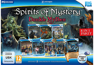 PC - Spirits of Mystery: Dunkle Mythen - 8 in 1 Paket /D