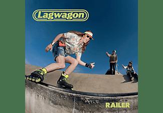 Lagwagon - Railer  - (Vinyl)