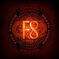 Five Finger Death Punch - F8 [CD]