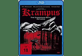 Krampus - The Christmas Devil Returns Blu-ray