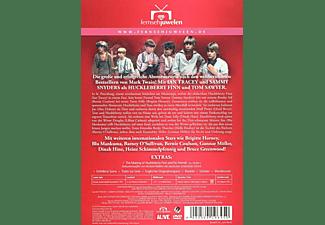 Die Abenteuer von Tom Sawyer und Huckleberry Finn DVD