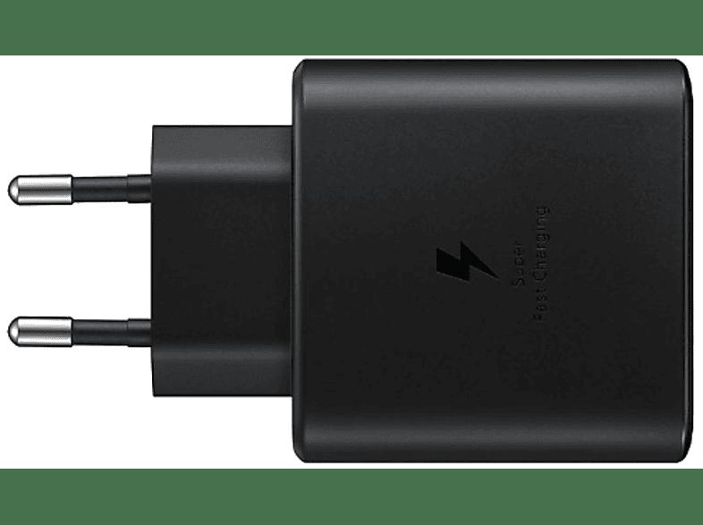 Cargador Samsung 45w Tipo C Negro