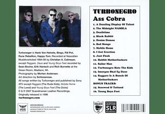 Turbonegro - ASS COBRA -REISSUE-  - (CD)