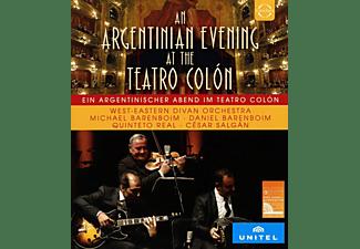 VARIOUS - Ein Tango.Abend im Teatro Colon  - (Blu-ray)