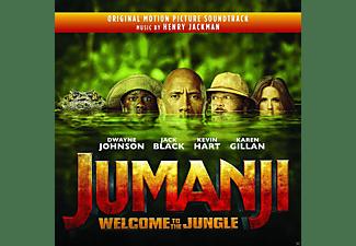 Henry Jackman - Jumanji: Welcome To The Jungle  - (CD)