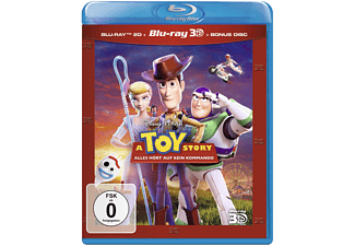 A Toy Story: Alles hört auf kein Kommando 3D Blu-ray (+2D)