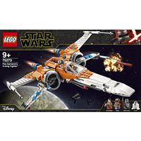 LEGO 75273 Poe Damerons X-Wing Starfighter™ Bausatz, Mehrfarbig