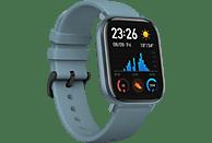 AMAZFIT A1914 GTS Smartwatch Aluminium + Kunststoff Silikon, 120 mm + 87 mm, Steel Blue