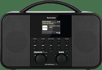 TECHNISAT TECHNIRADIO 5 IR Internet Radio, DAB+, Internet Radio, Schwarz