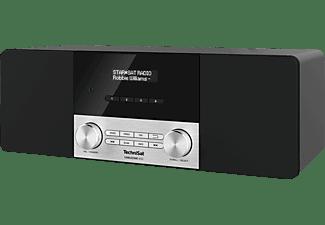 TECHNISAT CABLESTAR 400 Radio, AM, FM, Schwarz