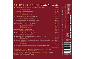 Matthias Michael Beckmann - Sternenklang-Musik & Poesie Vol.3  - (CD)