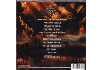 Signum Regis - The Seal Of A New World  - (CD)