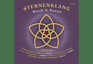 Matthias Michael Beckmann - Sternenklang-Musik & Poesie Vol.4  - (CD)