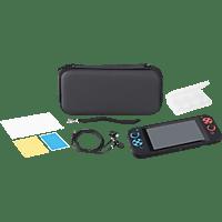 ISY ICB-2000, Schutz-Kit für Nintendo Switch, Schwarz