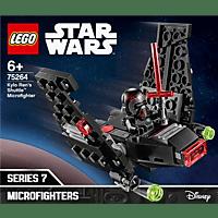 LEGO Kylo Rens Shuttle™ Microfighter Bausatz, Mehrfarbig