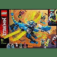 LEGO Jays Cyber-Drache Bauset, Mehrfarbig