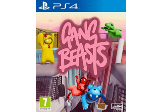 Gang Beasts FR/NL PS4