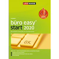Lexware büro easy start 2020 Jahresversion (365-Tage)