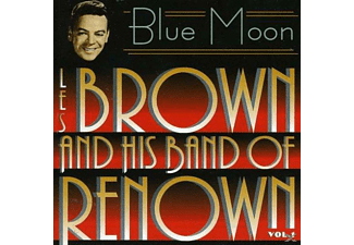 Les Brown & His Band Of Renown - BLUE MOON VOL.1  - (CD)