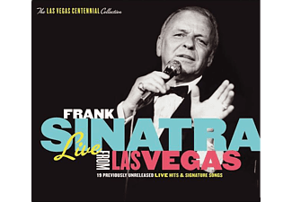 Frank Sinatra - Live From Las Vegas  - (CD)