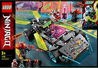 LEGO 71710 Ninja-Tuning-Fahrzeug Spielset, Mehrfarbig