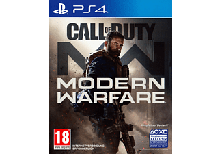 PS4 - Call of Duty: Modern Warfare /D