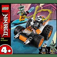 LEGO Coles Speeder Spielset, Mehrfarbig