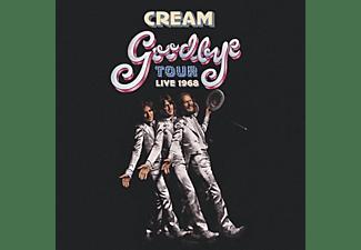 Cream - Goodbye Tour-Live 1968 (Ltd.CD Box)  - (CD)