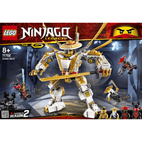 LEGO Goldener Mech Spielset, Mehrfarbig