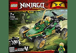 LEGO 71700 Lloyds Dschungelräuber Bauset, Mehrfarbig