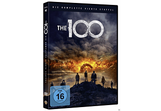 The 100 - Season 4 DVD