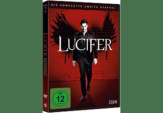 Lucifer - Die komplette zweite Staffel DVD