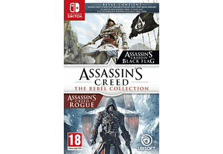 Assassin's Creed: The Rebel Collection NL/FR PS4